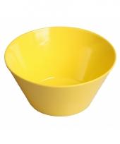 Chips schaaltje geel trend