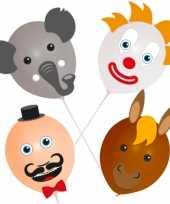 Circus ballonnen trend
