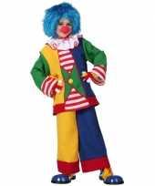 Clown verkleedkleding voor kinderen trend