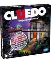 Cluedo gezelschapspel trend