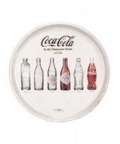 Coca cola dienblad wit trend