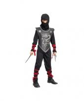 Compeet ninja kostuum voor kinderen trend