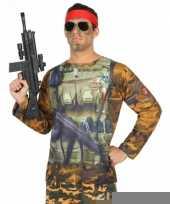 Compleet soldaat kostuum voor heren trend