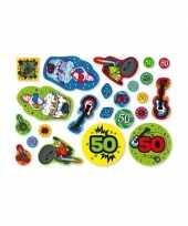 Confetti 50 jaar 300 gram trend