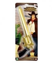 Cowboy speelgoed gun 43 cm trend 10076264