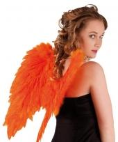 Cupido vleugels oranje trend