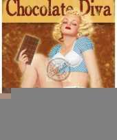 Dames gadgets chocolade diva trend