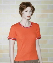 Dames shirtje holland trend