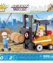 De bouw speelgoed heftuck trend