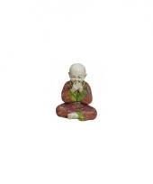 Decoratie beeldje boeddha zwijgen trend