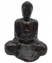 Decoratie boeddha japans 12 cm trend
