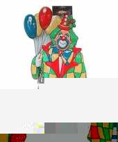 Decoratie clown trend