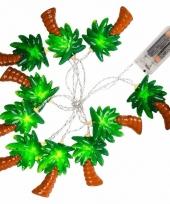 Decoratie led verlichting palmboom 165 cm trend