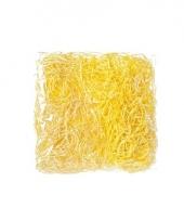 Decoratie paasgras geel 45 gram trend