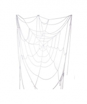 Decoratie spinnenrag web 160 cm trend