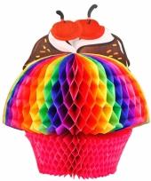 Decoratie taart 20 cm trend