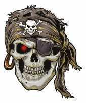 Decoratie tattoo piraat trend