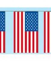 Decoratie vlaggenlijn amerika trend