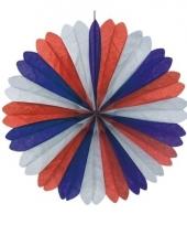 Decoratie waaier amerika 60 cm trend
