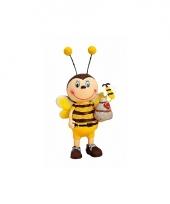 Decoratief bijen mannen beeldje 12 cm trend