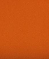 Decoratiefstof fel oranje per meter trend