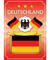 Deurposter bundesrepublik deutschland trend