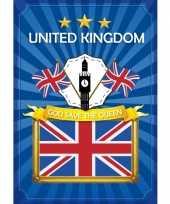 Deurposter groot brittannie trend