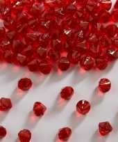 Diamantjes rood 9 mm trend