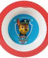 Diep bord paw patrol 16 cm trend