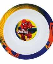 Diep bord spiderman 16 cm trend