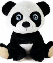 Dieren knuffels reuze pandabeer 80 cm trend