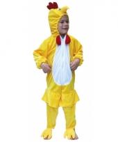 Dieren kostuum kip voor kids trend
