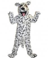 Dieren mascotte dalmatier hond trend