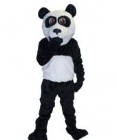 Dieren pak panda beer luxe trend