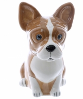 Dieren spaarpot franse bulldog trend