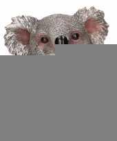 Dierenbeeld koala 20 cm trend