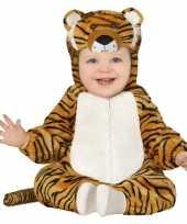 Dierenpak tijger verkleed kostuum voor peuters 12 18 maanden trend