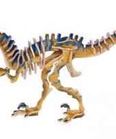 Dino puzzels velociraptor 3d trend
