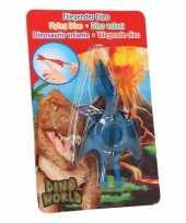 Dino world mini dino katapult pterosauri rs blauw trend