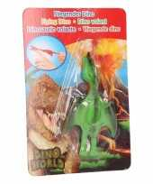 Dino world mini dino katapult pterosauri rs groen trend