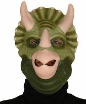 Dinosaurus halloween masker trend