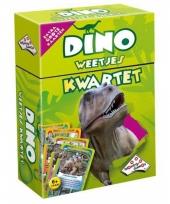 Dinosaurus kwartetten reuzekaarten trend