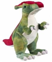 Dinosaurus parasaurolophus knuffel 42 48 cm trend