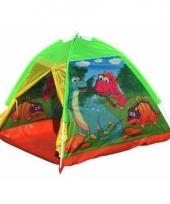 Dinosaurus speeltent voor kinderen trend