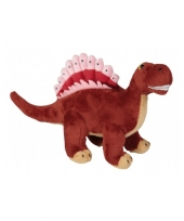 Dinosaurus spinosaurus knuffel 28 cm trend
