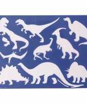 Dinosaurus thema sjabloon trend