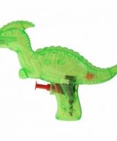 Dinosaurus waterpistool groen trend