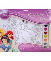 Disney a3 schilderset prinsessen type 1 trend