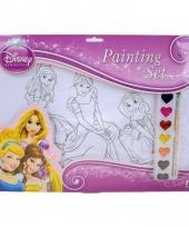 Disney a3 schilderset prinsessen type 2 trend