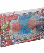 Disney avengers stickersbox 575 stuks trend